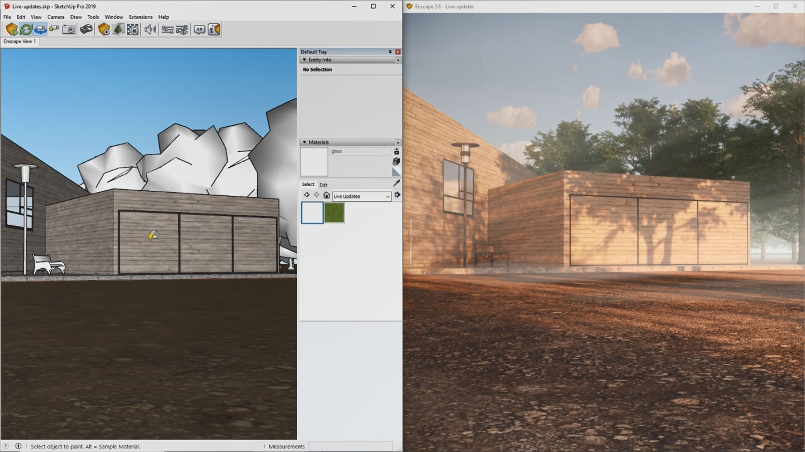 Enscape™ - Real-Time Rendering for Revit, SketchUp, Rhino